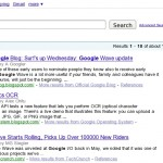 """Google Rolls out """"Blogs"""" in Show Options"""