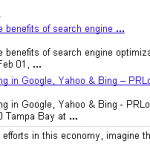 Drastic Changes in Google Search Engine – 2009
