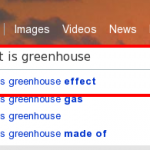 Google Auto Suggestion List with Web Definition