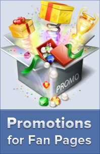 Promotions App for Facebook Fan Page