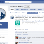 Facebook Launched An Online Safety Page