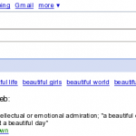 Google Now Shows Definitions In SERP