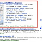 Bing Testing New Local Search Layouts and SERPs Design